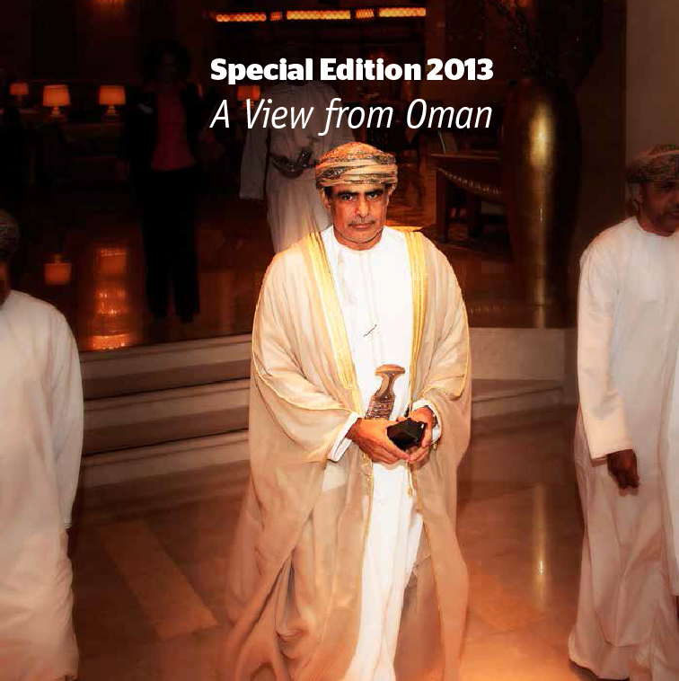 Energy Outlook Oman Special Edition 2013