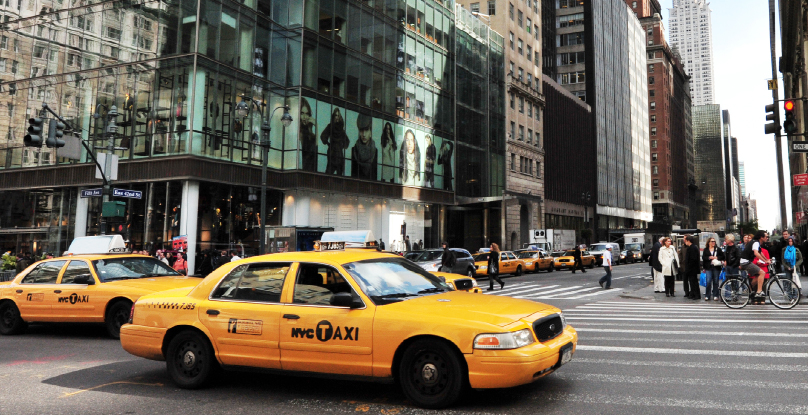 If Oil Companies were New York Yellow Cabs, Who is their Uber?